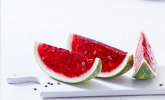 Melonen-Wackelpudding