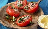 Knoblauch-Tomaten