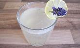 Französische Lavendel-Limonade