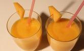 Mango-Melonen-Saft