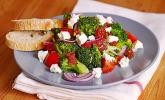Mediterraner Brokkolisalat