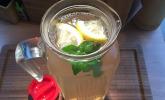 Minze-Zitrone-Erfrischung