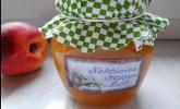 Nektarinen-Melonen Marmelade mit Bourbon Vanille