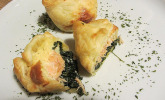 Spinat-Lachs-Muffins