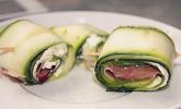 Zucchini-Schnecken