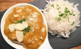 Chicken Korma (mild)