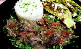 Portugal: Vitela estufada – Geschmortes Rindfleisch