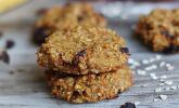 Gesunde Karotten-Apfel-Cookies