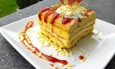Portugiesischer Kekskuchen - ohne Backen