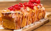 Pull-Apart-Cake / Johannisbeer-Kuchen zum Zupfen