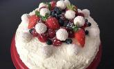 Raffaello-Torte »Pina Colada«