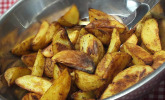 Würzige Potatoe Wedges