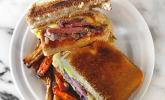 Jimmys ultimatives Roast Beef-Sandwich