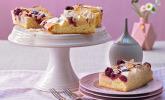 Apfel-Kirsch-Blechkuchen nach Oma Bärbel