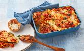 Vegetarische Lasagne mit Auberginen