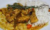 Jamaica: Jamaican Chicken Curry