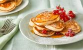 Kanada: Pancakes mit Buttermilch