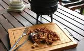 Afrikanisches Pulled Chicken aus dem Potjie