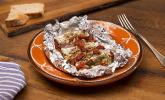 Auberginen-Zucchini-Feta-Päckchen