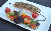 Hauptspeise: Omega-3-Fettsäuren treffen auf Vitamine und Püree