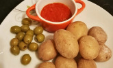Kanarische Kartoffeln mit Mojo-Sauce