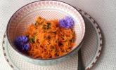 Marokkanischer Karottensalat
