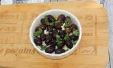 Oliven in Kräuter-Gewürz-Marinade