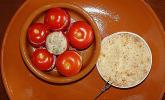 Tomaten mit Thunfischfüllung