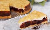 Zwetschgen-Käse-Kuchen