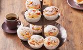 Saftige Pflaumen-Muffins