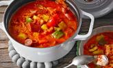 Sauerkraut - Paprika Suppe