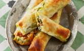 Zeldas Hackfleisch-Börek mit Spinat