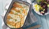 Bruckbam – bayrische Kartoffelnudeln im Ofen gebacken
