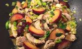 Curry mit Schweinefilet und Zwetschgen