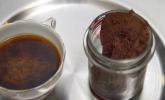 Nachspeise: Mousse au Chocolat trifft Beeren vor der Haustür