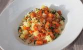 Karotten-Kartoffel-Pfanne