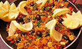 Vegane Paella