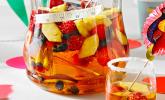 Apfelsaftbowle