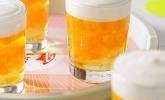 Süßes Bier mit Vanille - Blume