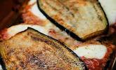 Auberginenauflauf mit Mozzarella