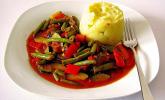 Bohnengulasch (vegetarisch)