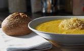 Cremige Sauerkrautsuppe