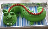 Fantakuchen-Schlange