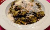 Gnocchi mit Grünkohl