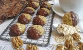 Platz 40: Haferflocken-Walnuss-Kekse