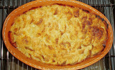 Janssons Versuchung - Kartoffel-Sardellen-Auflauf