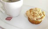 Pumpkin-Apple-Streusel Muffins