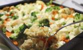 Quinoa-Gemüse-Auflauf