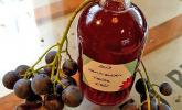 Weintrauben-Vanille-Likör