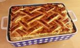 Wirsing-Hackfleisch-Pastete